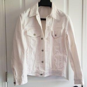 Brandy Melville Blush Denim Jacket OS